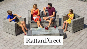 £20 Off First Orders Over £250 at Rattan Direct