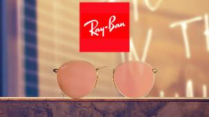 20% Korting op het goedkoopste artikel bij aankoop vanaf 2 items bij Ray-Ban®