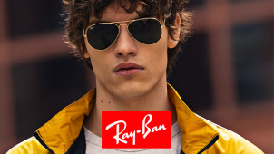 20% Off Second Pair Orders at Ray-Ban Sunglasses