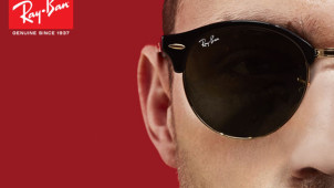 Customised Sunglasses from £70 with Remix at Ray-Ban Sunglasses