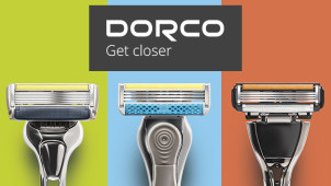 Men's Value Duo Packs from £9.73 at Razors by Dorco