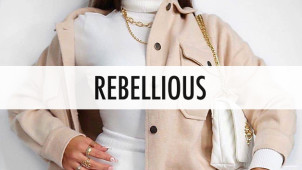 Up to 70% Off Orders in the Spring Sale at Rebellious Fashion