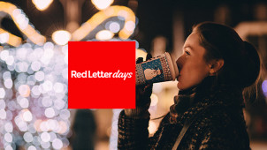 50% Off Selected Experiences in the Winter Sale at Red Letter Days