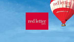 15% Off Orders at Red Letter Days