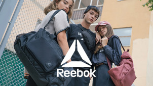 30% Off Full Priced and Outlet Orders at Reebok