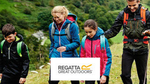 £5 Gift Card with Orders Over £40 at Regatta