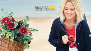 Extra 10% Off Kimberly Walsh Collection at Regatta