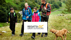 Enjoy 60% Off in the Further Reductions Sale at Regatta