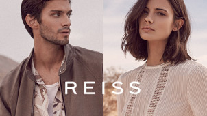 Up to 70% Off in the Outlet at Reiss