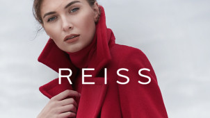 Get 30% Off Selected Orders in the Outlet at Reiss