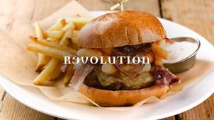 50% Off Food at Revolution