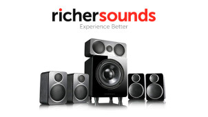 £50 Off Speakers Over £300 at Richer Sounds