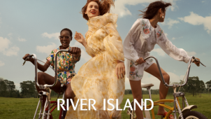 15% Off First Orders Over £65 at River Island