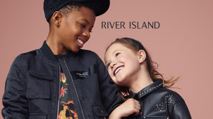 20% Off Orders Over €60 for New Customers at River Island
