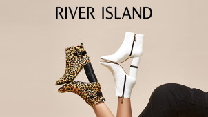 €20 Off Orders Over €100 at River Island