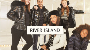 15% Off Coats and Jackets at River Island