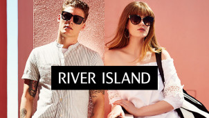 40% Off Seasonal Styles at River Island