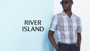 Discover €150 Off Menswear in the Sale at River Island