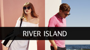 Free Express Delivery with Back to School Orders at River Island