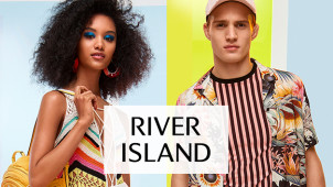 20% Off for a Friend with Friend Referrals at River Island