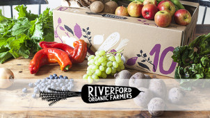 Free Delivery on Orders at Riverford