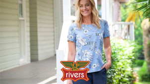 Mid-Season Sale: Save up to 70% Off at Rivers