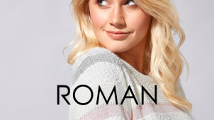 Save 20% When You Spend £65 at Roman Originals