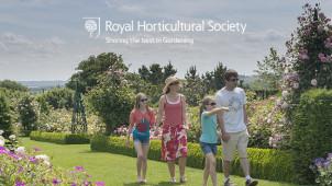 25% Off First Year Membership at the Royal Horticultural Society