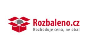 Slevový kupon -200 Kč na Váš nákup od Rozbaleno.cz