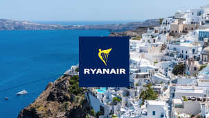 One Way Flights from £5 at Ryanair
