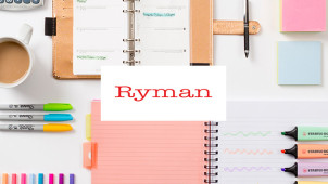 £5 Gift Card with Orders Over £35 at Ryman