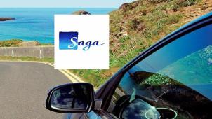Comprehensive Cover from £170 Per Year at Saga Car Insurance