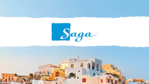 £75 Off Selected European Holiday Bookings at Saga Holidays