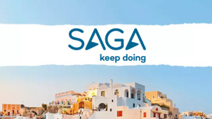 £100 Gift Card with Upfront Bookings Over £3,300 at Saga Holidays