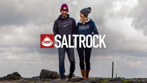 15% Off Orders Over £50 at Saltrock