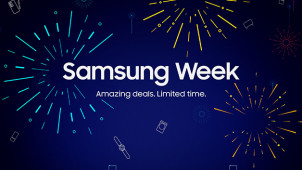 £15 Gift Card with Orders Over £300 Plus up to 25% Off Orders in the Samsung Week Event at Samsung