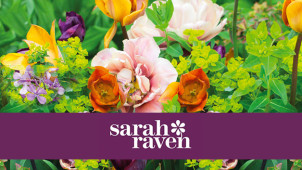10% Off First Orders with Newsletter Sign-ups at Sarah Raven