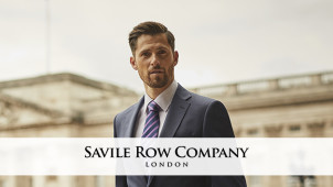 25% Off Orders This Black Friday at Savile Row Company