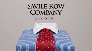 25% Off Orders at Savile Row Company