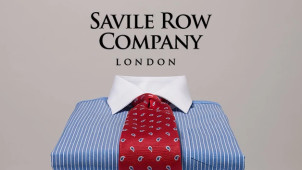 15% Off Orders Over £150 at Savile Row Company