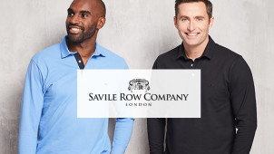 10% Off Orders Over £50 at Savile Row Company