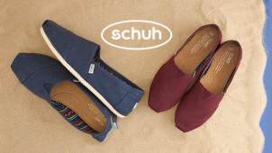 This retail partner needs little introduction schuh have been providing the nation with individual high fashion footwear for 30 years now!
