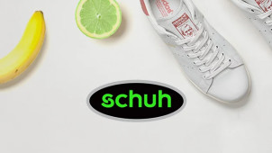 Up to 60% Off Selected Trainers, Sandals and Boots in the Summer Sale at Schuh