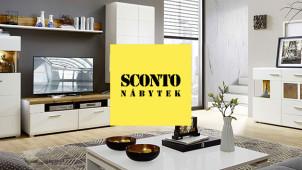 EXTRA SLEVA -1000 Kč z každých 2500 Kč nákupu nábytku od Sconto.cz