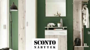 Výprodej nábytku se slevou až -60% od Sconto-nabytek.cz