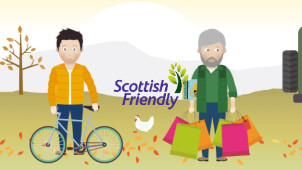 £25 Welcome Gift with Child Bond Investments from Scottish Friendly - Capital at Risk