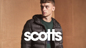 £5 Gift Card with Orders Over £50 at Scotts Menswear