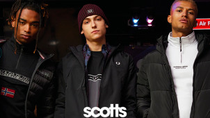 10% Off Orders at Scotts Menswear