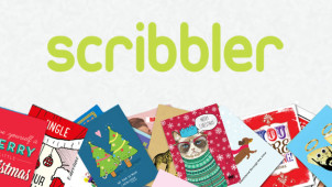 Christmas Cards from £2.49 at Scribbler - Seasonal Must Haves