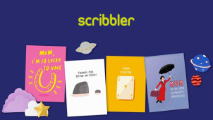 25% Off Orders Over £10 at Scribbler
